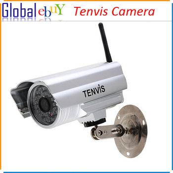 Tenvis IP602W Wireless IP Camera Outdoor Waterproof Surveillance LED Network Camera  1/4 CMOS Night Vision CCTV SECURITY