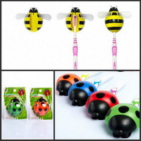 Creative lovely Automatic Toothbrush holder ladybug toothbrush holder toothbrush container with suction cups 10pcs/lot Wholesale