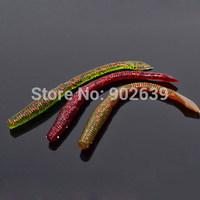 Tsurinoya Worms Soft Fishing Lures Fishing Baits 95mm/2.5g 8pcs/bag 5bags/lot