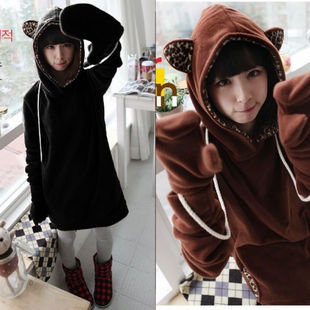 Animal ear hoodies