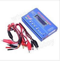 AC Battery charger iMAX B6 Digital RC AC Lipo Li-polymer Battery Balance Charger free shipping Wholesale