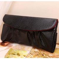 women's Japanned leather evenig clutch ladies evening chain bag shoulder bags handbags