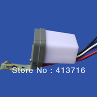 Hot Sell AC 220V 10A Photocell Switch AS-2210A
