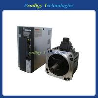 HT AC Servo Motor& Drive, 950W, PY Series, 2000RPM, High Inertia, Pulse Type, Motor with Brake