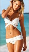 For free shipping BikinisVictoria Beckham swimsuit swimwear Beach clothes holiday Suit