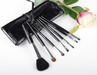 FREE SHIPPING FOR 1ST ORDER / Sale EF Professional Goat Hair 7 Pcs Makeup Brush Kit