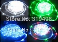 Free shipping  high quality 1 PCS(100 LED) Solar Power Led Rope light  Family Garden Light Waterproof Christmas Decoration