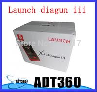 DHL free shipping  x431 diagun iii x431 bluetooth full set fast shipping