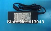 Free shipping50 pcs 24V 3A 72W High quality100% New 100V - 240V AC to DC Led Power Adapte with  UK, U.S., EU, AU AC cable,