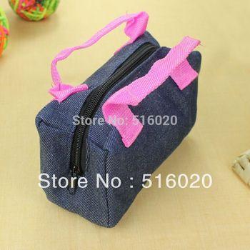 Cute jeans canvas toddler cloth Jean Messenger Cross Bady School pouch Handbags bags Child Gift for children women girls men