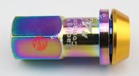 2012 NEW STYLE :Ultraprecise Plastic Moulding CLOSED END KICS Project Kics R40 Neo Chrome Racing