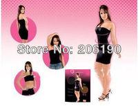 Free shipping 140Pcs/lots beautiful Slimming Body Shaper Magic Dress 3 in 1 garment Shape Changers LiDress,lady sexy corset