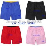 24 color Free Shipping,Hot Sale,Mens Leisure ,men's shorts, polo  beach short  swim trunks PL04