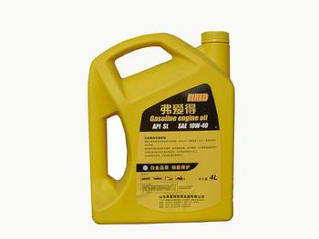 Advanced Gasoline Engine Oil- SL 10W-40  FIRED Brand lubricant