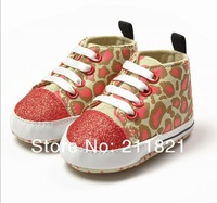 GUG027 baby girl first walkers shoes canvas sneaker toddler shoes size 2 3 4 in US