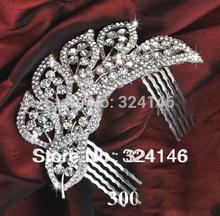 crystal hair jewelry price
