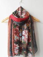 (free shipping)new muslim shawl ,muslim hijab ,muslim scarf ,viscose ,180*100cm you can choose colors