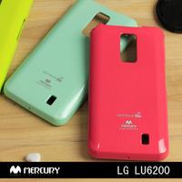 Glitter Pearl Color Soft Case Cover For LG Optimus Lu6200 LTE
