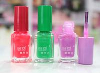 8Pcs/Lot  Free Shipping Popular Luminous Nail Polish nail art / Fluorescent nail Enamel