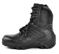 Delta desert boots U.S. military tactics high help zipper boots, male commandos 07