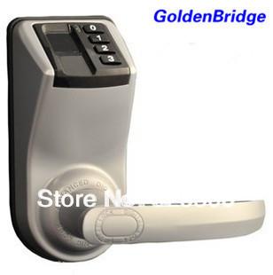 3 in 1 DIY ADEL 3398 Biometric Fingerprint Lock ( Fingerprint+Password + Mechanical Key )(China (Mainland))