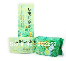 [DIDA TEA] PROMOTION !! 500g Premium Organic Taiwan Ginseng Oolong Tea * Wulong Renshen Tea (Lan Gui Ren), Vaccum package 2*250g