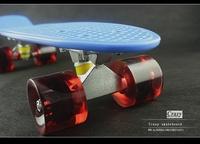 """free shipping 22"""" Penny Skateboard min  skateboard old school plastic penny skateboard"""