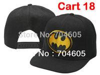 snapback Cartoon style snapbacks batman strapback hat strap back superman snapbacks10pcs/ lot ems free shiping