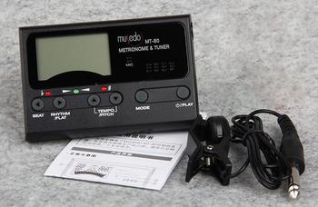 Brand New Hot ! Electronic Digital 3 in 1 LCD Violin Guitar Metronome Tone Generator Tuner Freeshipping Dropshipping MT-80