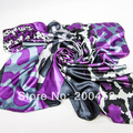 Free shipping! Ladies'  Fashion  print square big scarf  shawl wrap(SL0325DFA)
