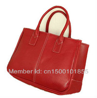 2013 new colorful  style women  totes bag free shipping Rivet PU leather bolsos free shipping multi color bolsas