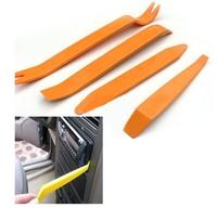 4pcs Car Radio Wholesale/drop shopping removal tool-Car Radio Door Clip Panel Trim Dash Audio Removal Pry Tool Kit[002032]