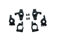 LCRacing EMB 1/14 EP buggy L6007 SPINDLE SET/Steering hub/Knuckle Hub Spindle Carrier Set