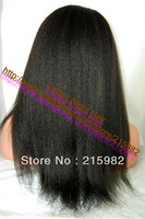 2013 Fashion Style!!! BEST PRODUCT!! Top quality No shedding No tangle Mongolian human hair cheaper  Front lace wig virgin hair