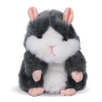 Wholesale prices, 1piece Talking Hamster Toy,  Talking plush Toy !