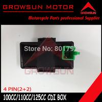 4 PIN CDI BOX UNIT 50cc 70cc 90cc 100cc 110cc 125cc ATV DIRT POCKET BIKE GO-KART