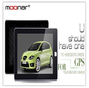 7 inch GPS Car Navigation  4GB Capacity UK EU AU NZ Maps Speedcam POI with Sunshade DA0553 -30