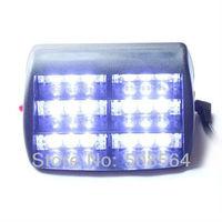 New 3LED X 6 12V Car LED Strobe Light Beacon Raptor Emergency Flash Lamp