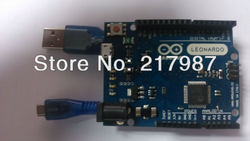 100% new For Arduino Leonardo R3 ATmega32u4 Microcontroller Board 16 MHz for Arduino(China (Mainland))