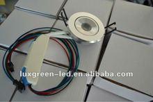 1*3W RGB ceiling light, 24V  DC 3in1 RGB led chip(China (Mainland))