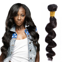 Noble Queen 10-30 wholesale price Cambodian loose wave virgin mixed length 5pcs lot natural black hair extension real human hair