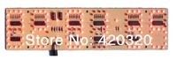 Electronic 2014 new Large screen digital clock electronic clock kit circuit board diy clock kit diy kit time kit diy