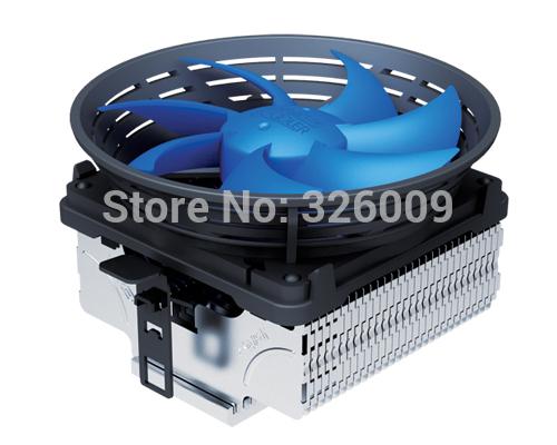 Very Silent 10cm fan, LGA775 1150 115x, AM2 AM2+ AM3 FM1 FM2, CPU fan, CPU cooler, CPU cooling, PcCooler Q109(China (Mainland))