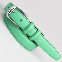Woman belt  Women's Strap belt genuine leather all-match pin buckle belly chain candy color cummerbund xh-jd women's belt