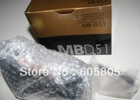Free shipping 1pcs brand new MB-D5100 MB-D51 MBD5100 Battery Grip for Nikon D5100 Camera grip