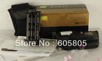 Free shipping 1pcs MB-D14 MBD14 Battery Grip For Nikon D600 DSLR Camera EN-EL15 MBD14  as LP-E6