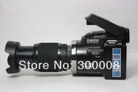 Free Shipping D3000 Digital still Camera 16.0 mega pixels 3.0 inch LTPS screen with  Digital Video Camera function