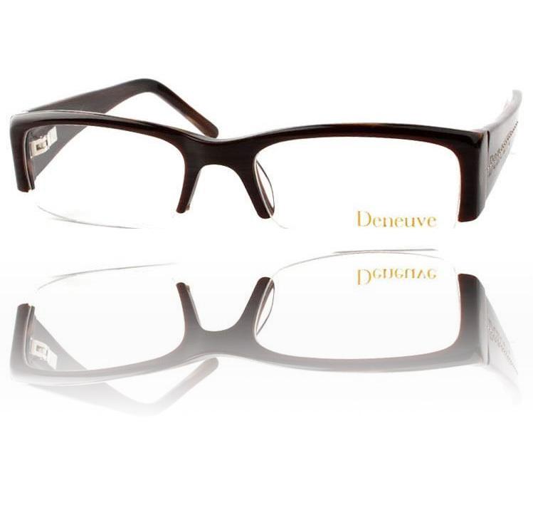 Glasses Frames In Style 2014 : 2015 fashion glasses lady style half rim optical eyewear ...