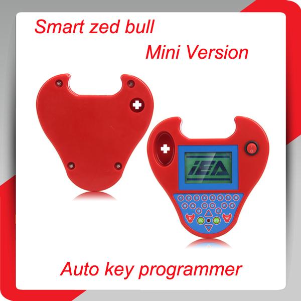 2014 Smart Zed Bull with Mini type Super Mini Zed Bull Key Transponder Programmer smart zedbull(China (Mainland))