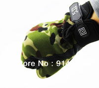 Men's Outdoor Full finger Military tactical anti-skid climbing motorcycle bicycle riding gloves Free shipping